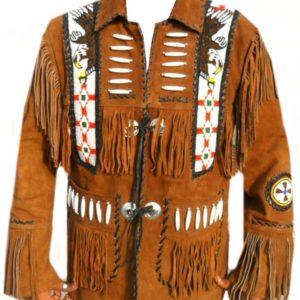 Western Beaded Jacket