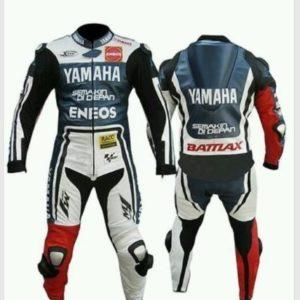 Yamaha motorbike suit