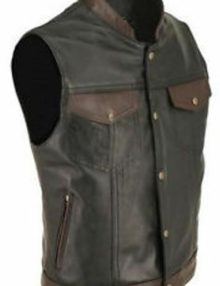 100%-genuine cow-leather-black-brown-biker-jacket