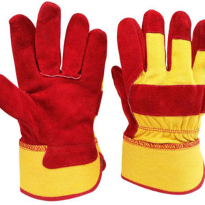 rigging-leather-gloves-nlc-b101-red-soft-yellow