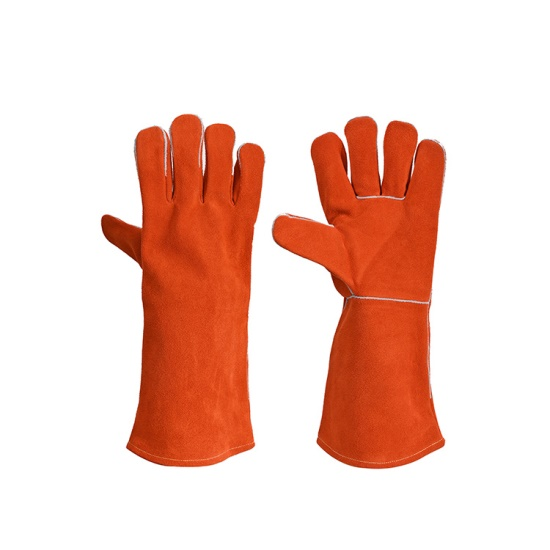 welding-leather-gloves-soft-red